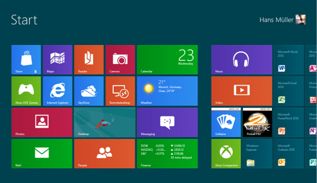 Windows 8 Kurs