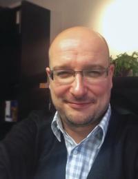 Frank Steinle, Direktor Marketing und Vertrieb